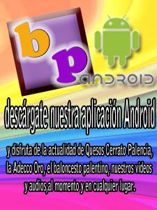 La Aplicación Android de Baloncesto con P