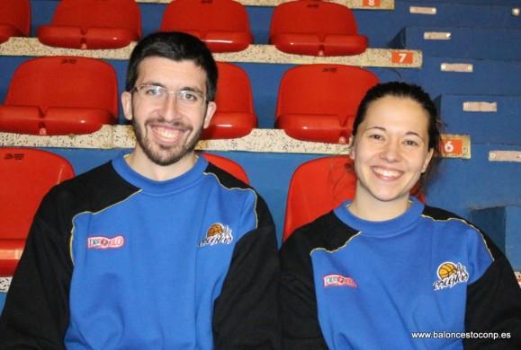 #copaprincipe2015palencia Lupe y Dani, ellos son también parte de los éxitos