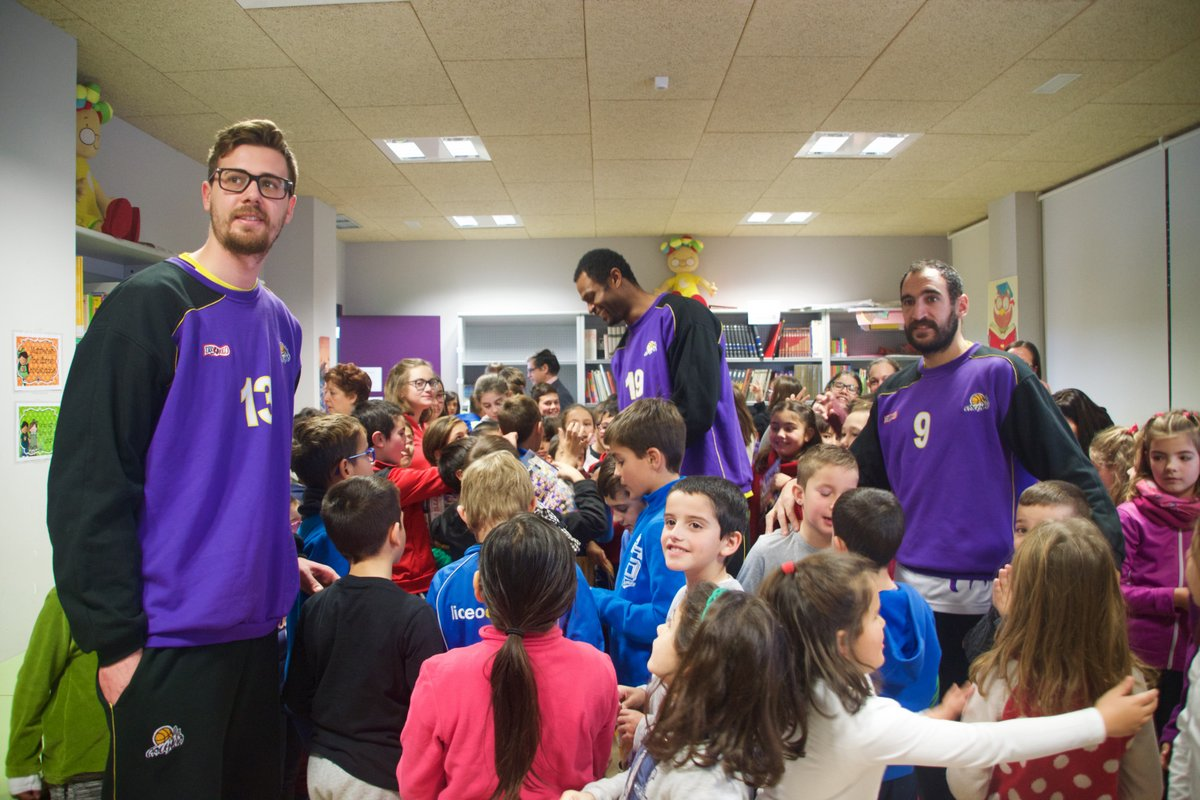Foto Prensa Palencia Baloncesto