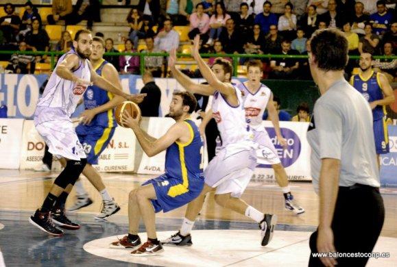 Adecco Oro J3: Palencia asalta Ourense y Breogán lidera la Adecco Oro